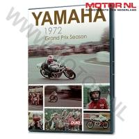 DVD YAMAHA'S 1972 GRAND PRIX SEASON