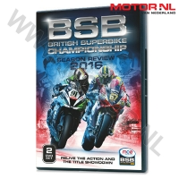 DVD British Superbike 2016