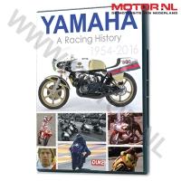 DVD Yamaha Racing History 1954-2016