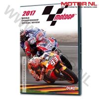 DVD MotoGP Review 2017